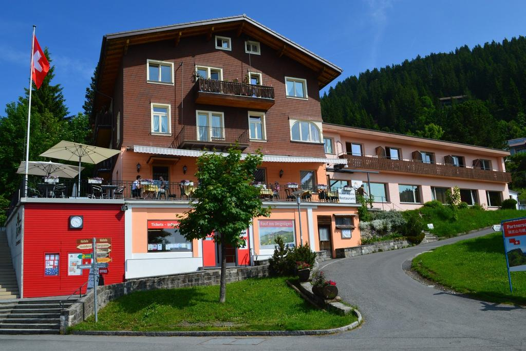 The Hotel Alpina