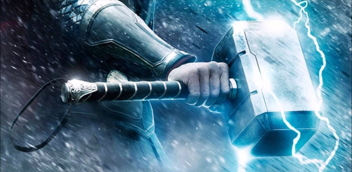 Mjolnir the Mighty