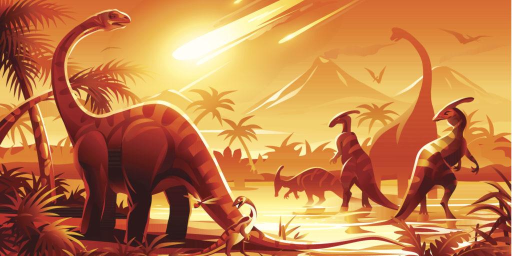 dinosaur-asteroid