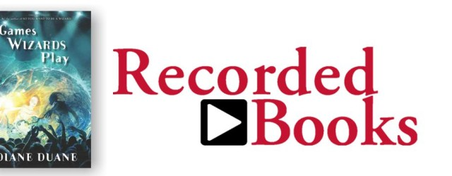 Games Wizards Play and Recorded Books Logo