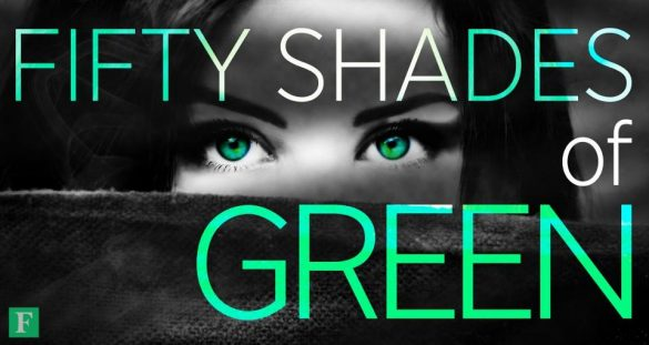 fifty shades of green logo